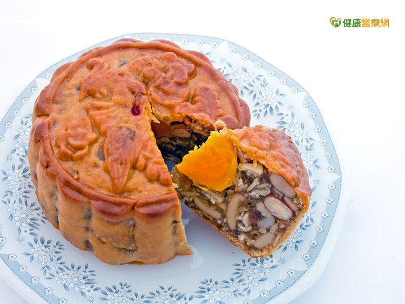 廣式月餅熱量最高吃一個等同3.5碗飯...