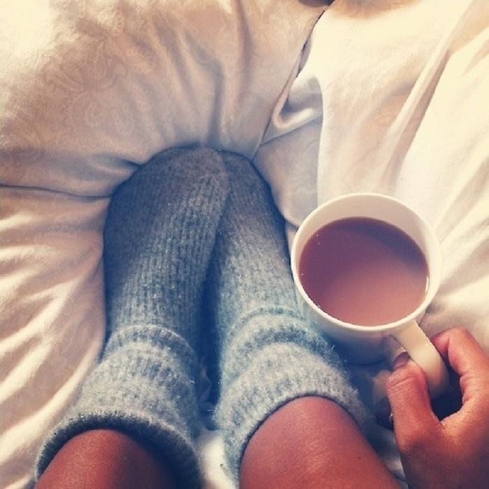 多穿幾雙襪子居然也可以減肥!3招養身兼顧瘦身,冬季暖呼呼的減...