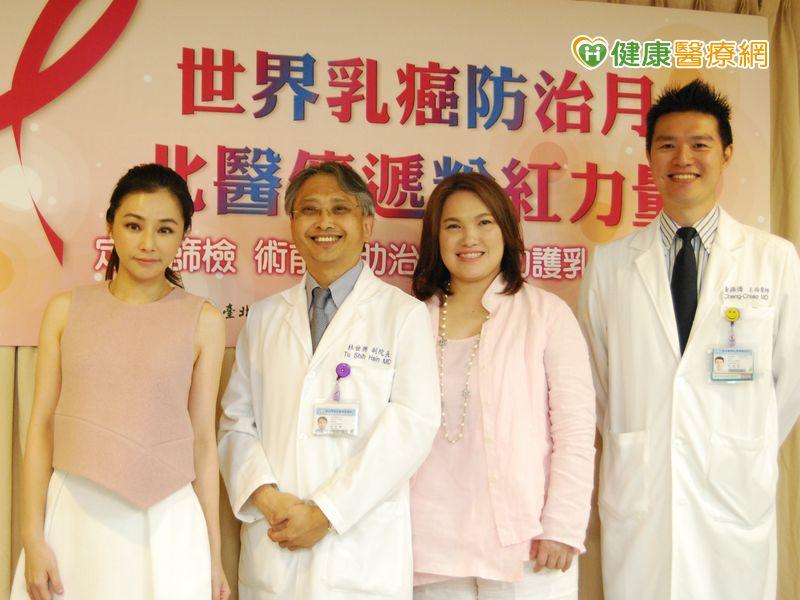 年紀輕輕得乳癌腫瘤較兇猛...