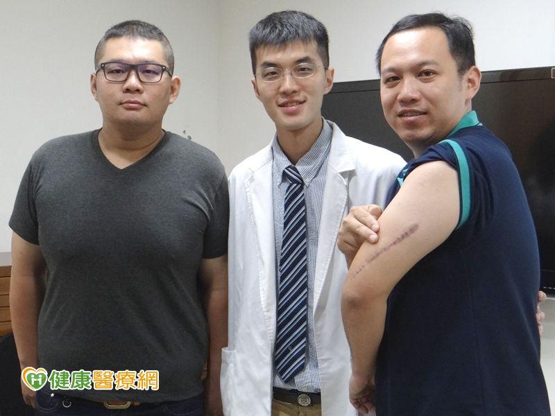 手臂麻痛復健未見效原來是神經遭疤痕壓迫...