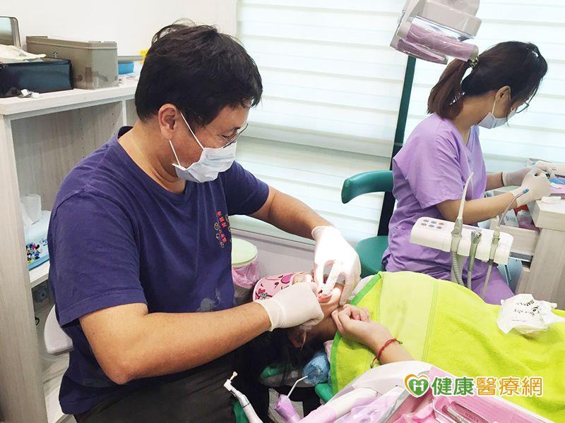 兒童牙科門診鎮靜睡醒一口蛀牙治好了...