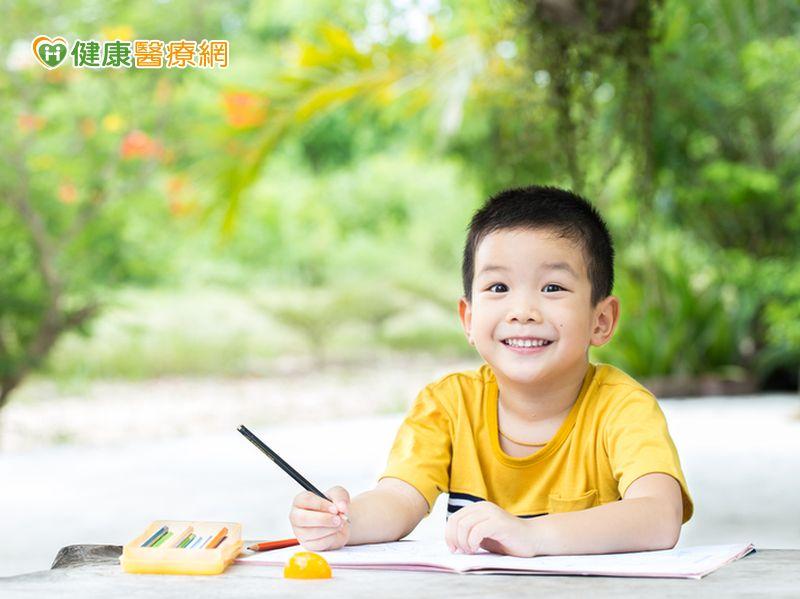 孩子寫字常歪七扭八恐因視知覺出問題...