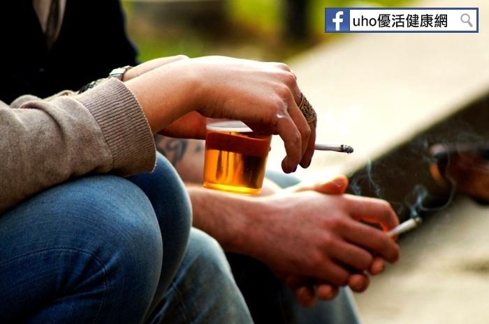 反菸拒檳口腔癌變可治癒!...