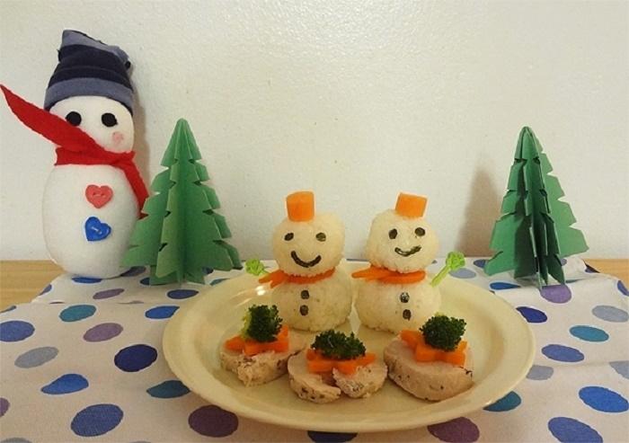 讓聖誕大餐變成視覺饗宴☆介紹簡單又可愛的變化菜單♡...