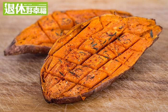 吃地瓜皮可以降低膽固醇,還可以預防心血管疾病!馬鈴薯、地瓜皮...