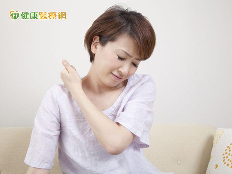 五十肩免開刀!增生注射療法緩解疼痛...