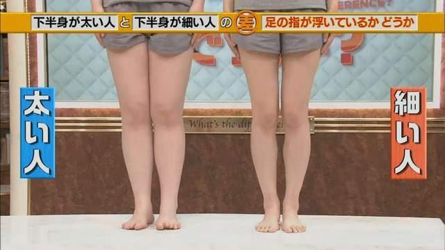 百萬網友看到這兩雙腿的「上半身」時都驚呆了,原來「象腿還是美...