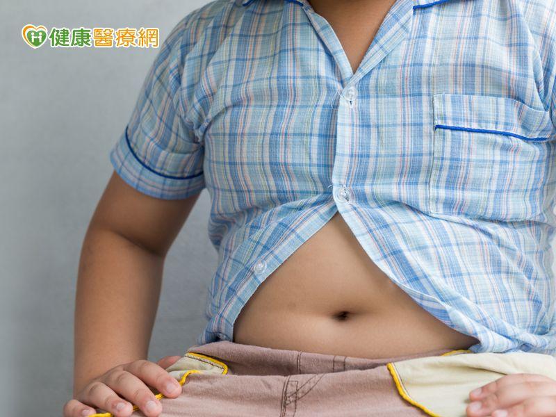 胖小子血壓130恐代謝症候群上身...