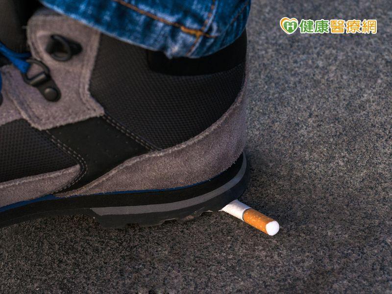 諮詢戒菸專線3個月成功率達4成...