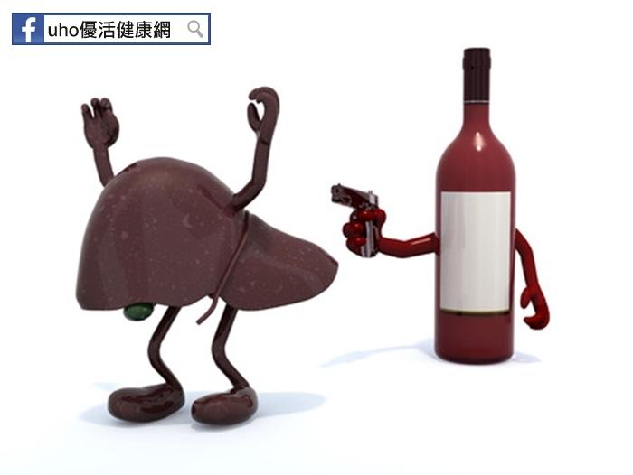 飲酒、服中藥恐致脂肪肝惡化...