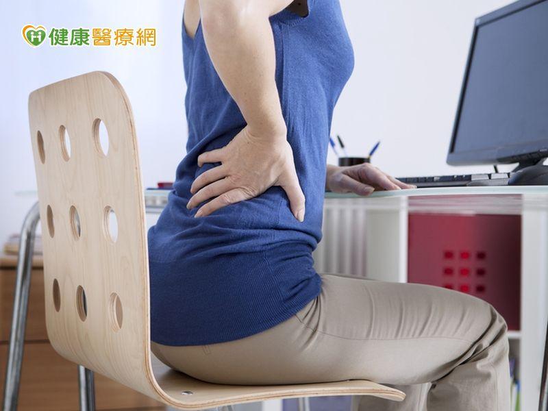 以為壓力導致下背痛竟是紅斑性狼瘡上身...