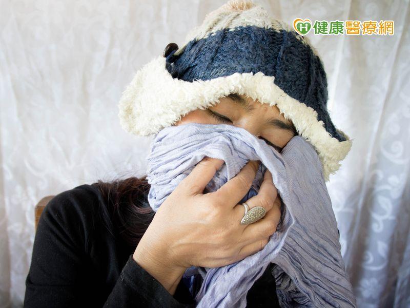 日夜溫差大流感疫情增3死...