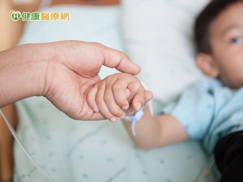 男童罹「復發型」血癌骨髓移植兩次從不說NO...