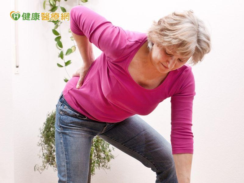五十歲的妳常腰痠背痛嗎?恐因更年期作祟...