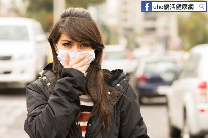 PM2.5濃度高3撇步自我保護...