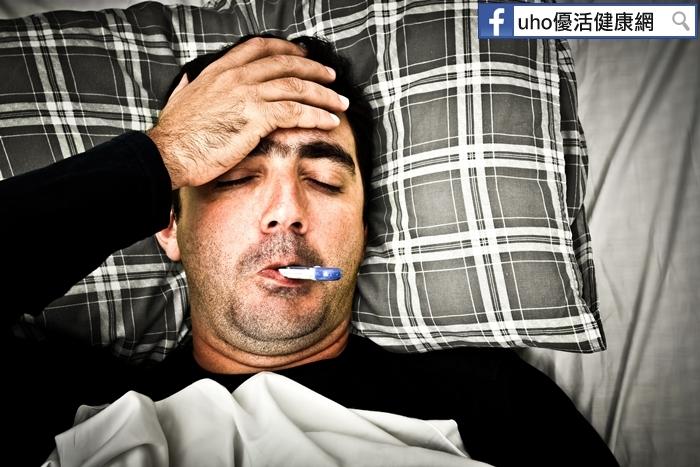 沒運動睡不飽中壯年流感率升...