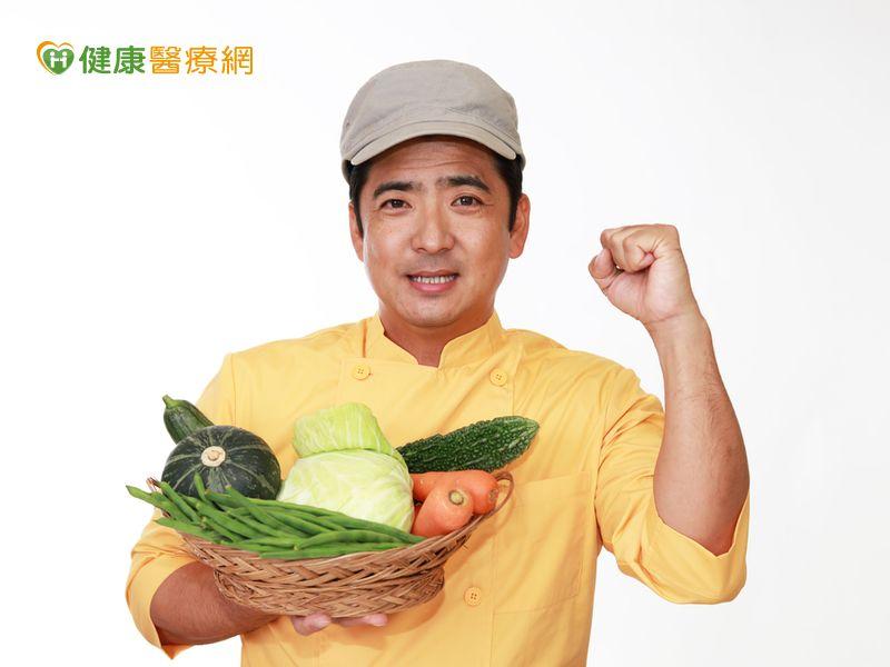 多吃高纖食物減少痛風發炎反應...