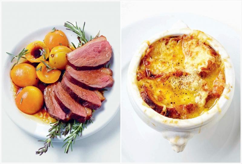 世界上最簡單的法式食譜!每道料理只需2至6項食材,做法國菜如...