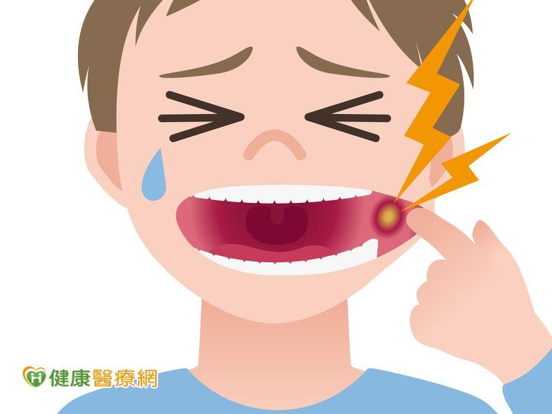口腔有白斑當心是口腔癌徵兆!...