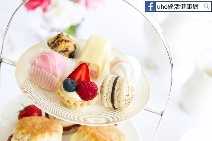 選天然,少精緻!下午茶可以這樣吃,3招讓你健康不會發胖~...