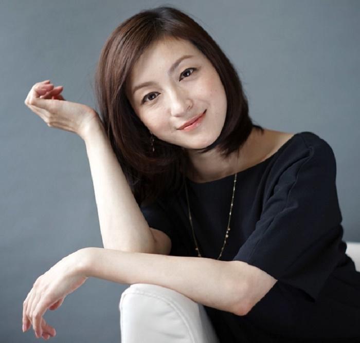 OMG〜出道已經22年☆36歲的廣末涼子都不會老的祕密♡...