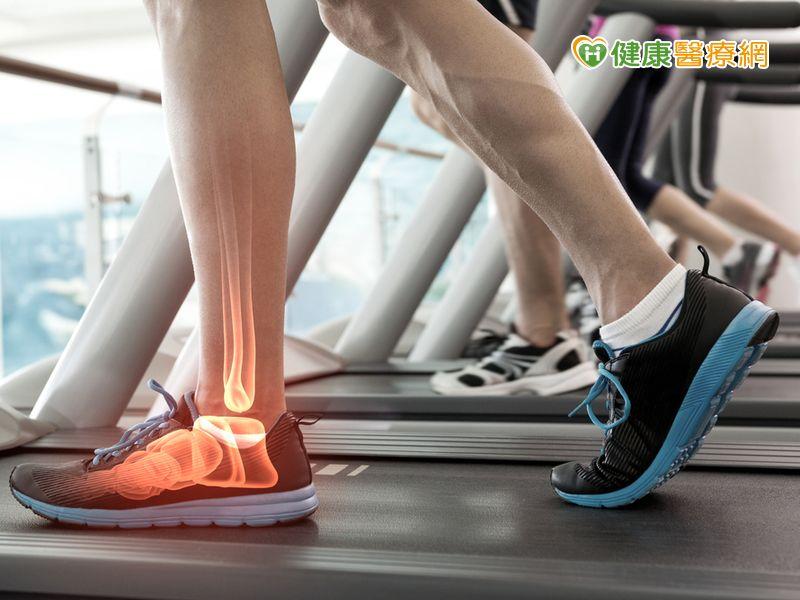 腰酸背痛恐足弓與足壓造成新科技3到5秒知結果...