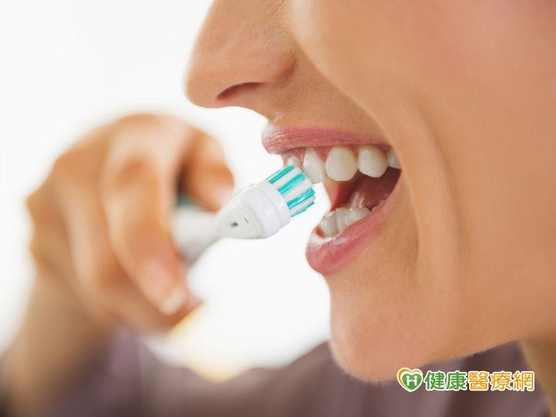 正確刷牙怎麼刷?每次2顆刷十下...