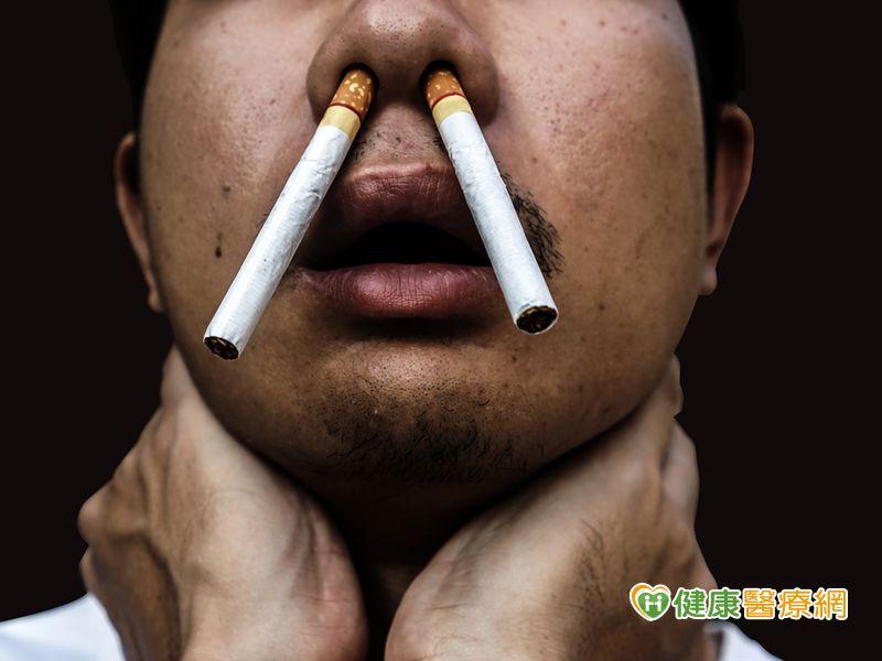 男子吸菸40年頸部硬塊長大竟是腫瘤!...