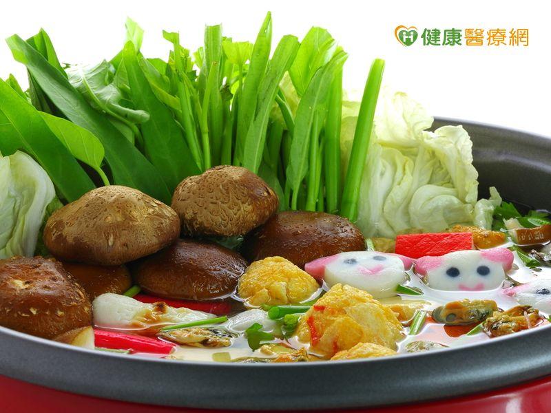 火鍋一周吃一次多喝水、吃蔬果排毒...