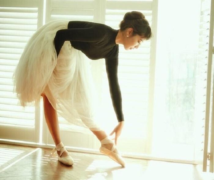 連女神朴信惠都在做!「芭蕾塑身法」讓你減脂增肌一次到位...