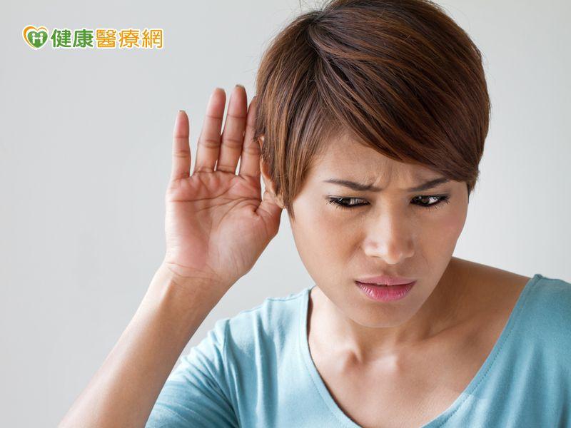 聽不見了!突發性耳聾怎麼辦?...