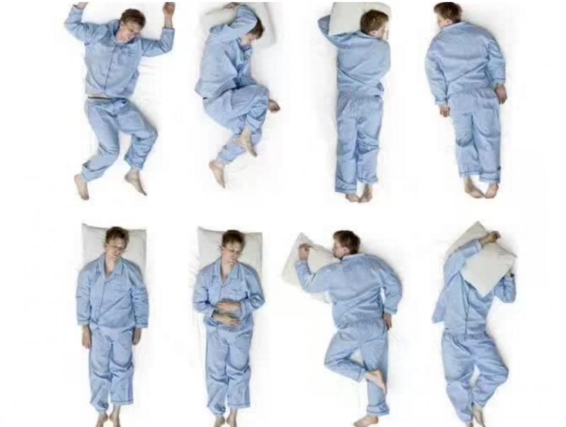 有側睡習慣的人要注意了!要是不小心犯到可能會丟了小命......