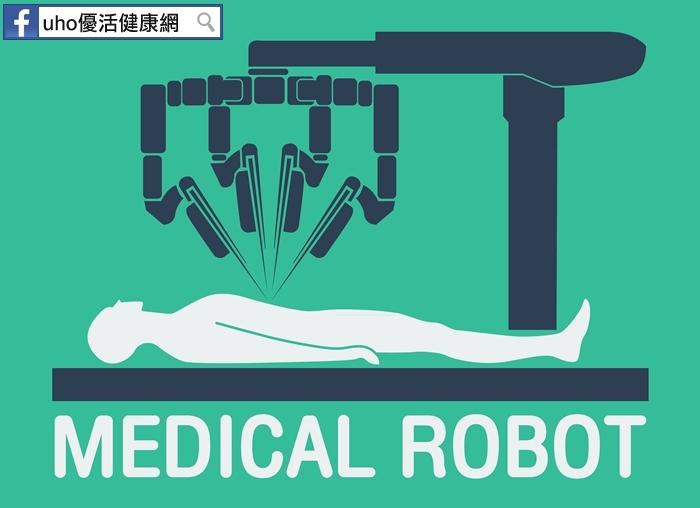 首例!達文西機器手臂乳房切除手術...