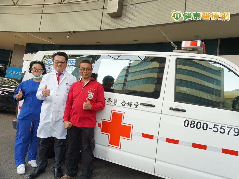 42歲醫師猝死CPR+AED神救援搶命!...