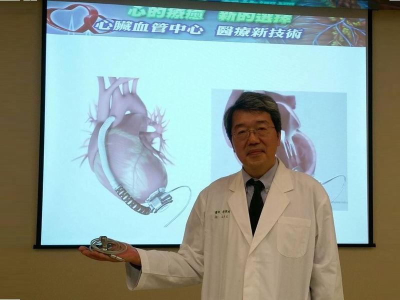 一心難求!新型心室裝置術救回一命...