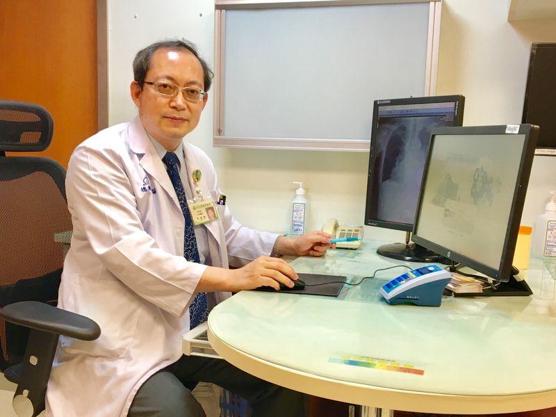 骨盆腔疼痛竟是晚期肺癌轉移不可逆標靶增加患者治療信心...