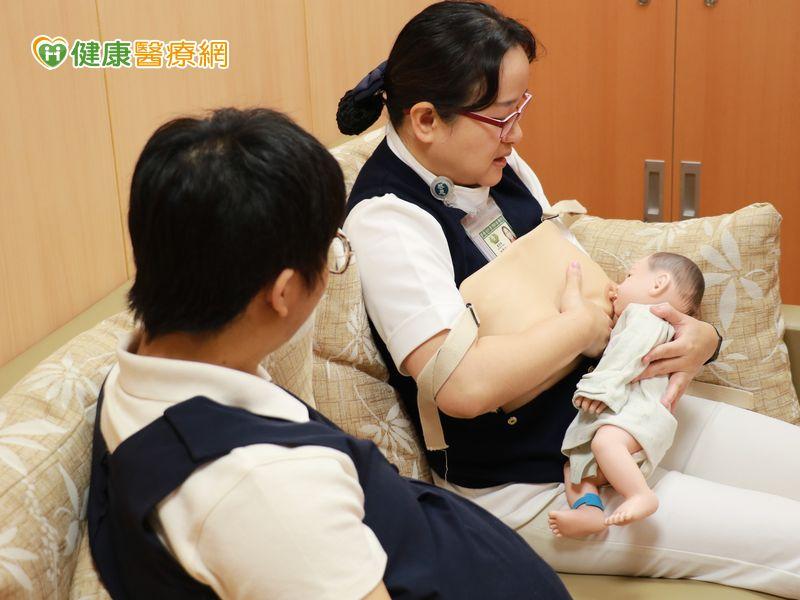 乳腺炎比生產還痛幸醫護協助終能「親餵母乳」...