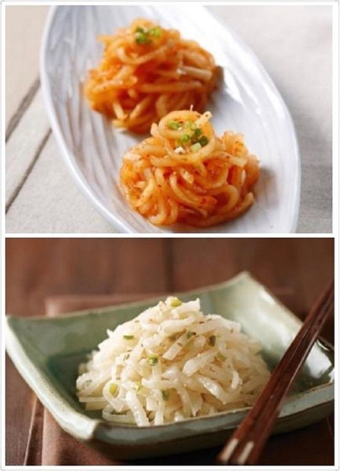 蘿蔔除了醃製與做湯外還可以做什麼?!韓國媳婦教妳製作2道蘿蔔...
