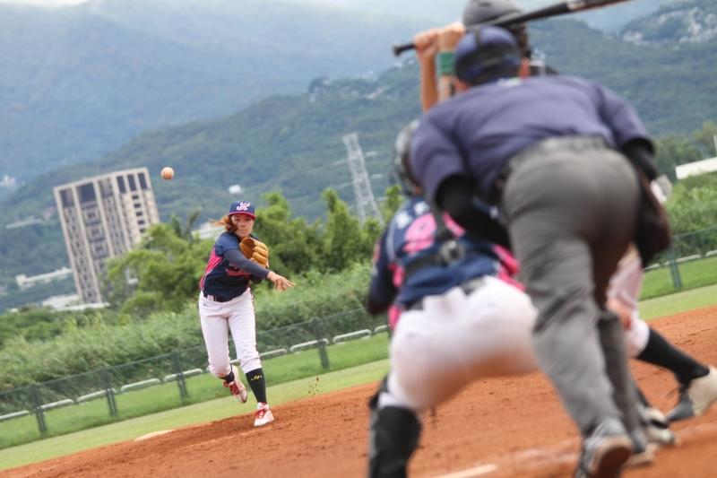 台北御聖HighMatch女子棒球隊-宋智瑄專訪...