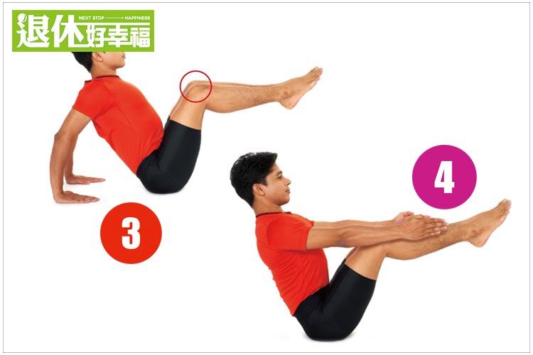4招式,讓全家老小不生病的「健康瑜珈」這樣做~產後婦女也可以...