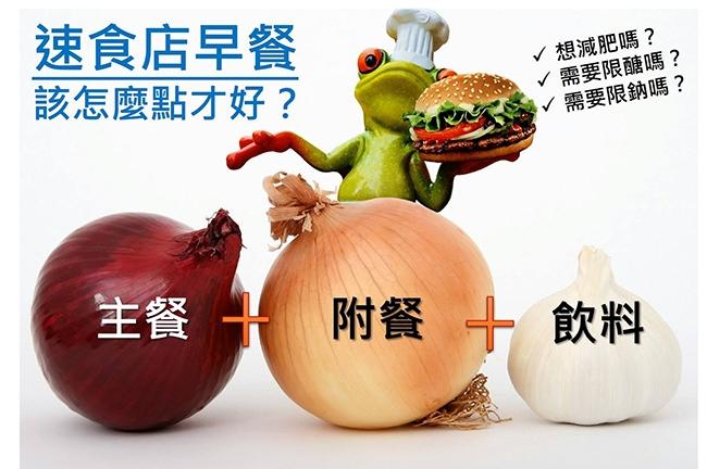 想減肥、管理健康嗎?麥當勞早餐該怎麼吃才對?...