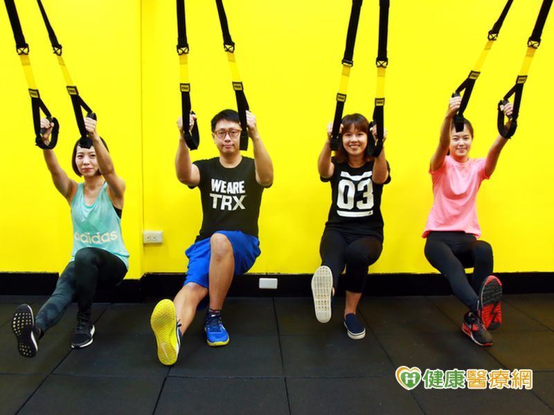 TRX運動好夯這樣做才能增肌減脂...