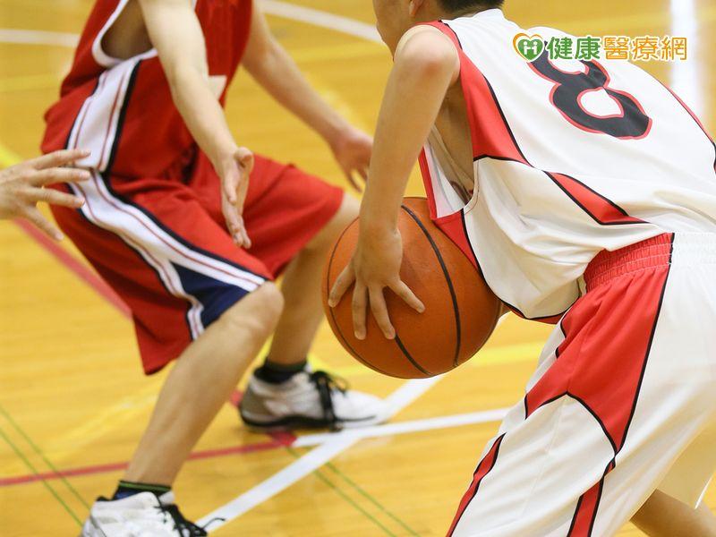 想打籃球飆高?!小心運動傷害...