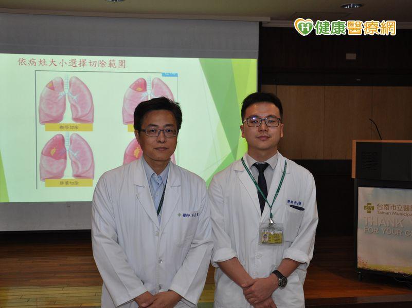 LDCT肺癌篩檢利器健保有條件給付...