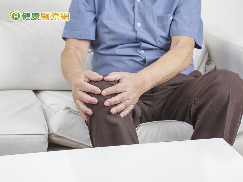 退化性關節炎好痛手術是最後選擇...