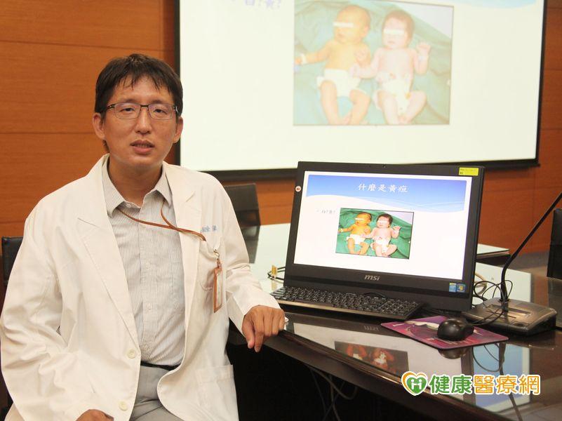 早產女嬰黃疸值難降換血治療有效改善...