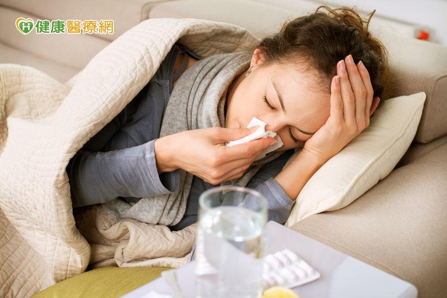 小心!流感疫情仍處高峰...