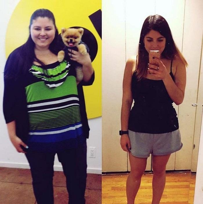 只是戒糖30天,減掉超過45公斤,腰圍馬上減3吋!驚人的成效...