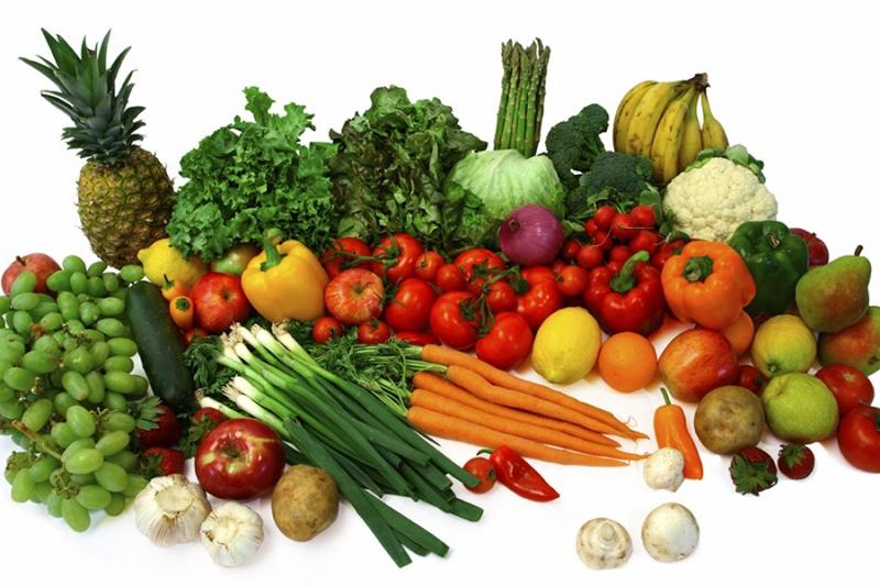 綠色超級太空食物...