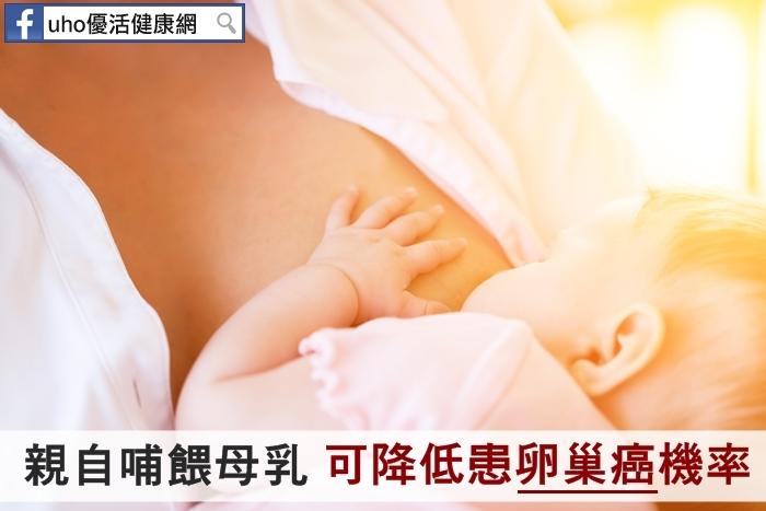 親自哺餵母乳,可降低患卵巢癌機率,還有這些好處!!LIFE...